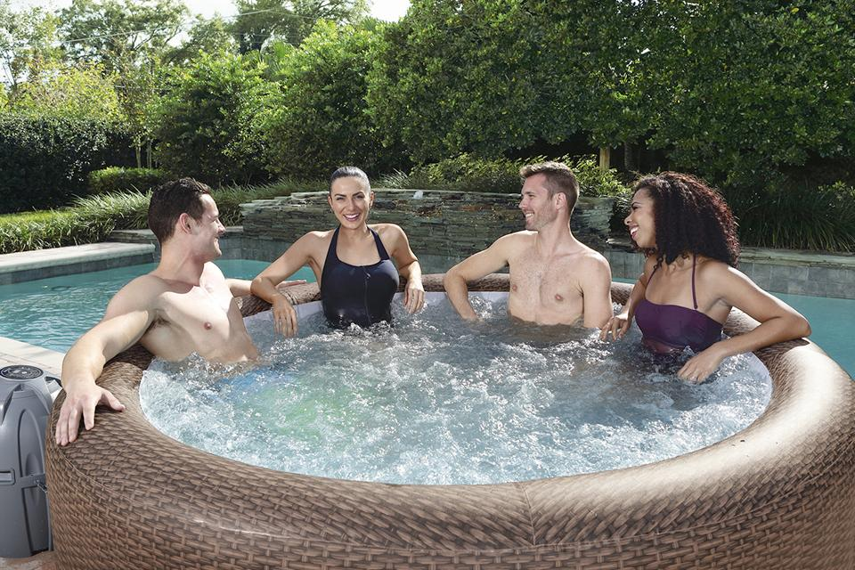 Forbidden Habits with Inflatable Spas