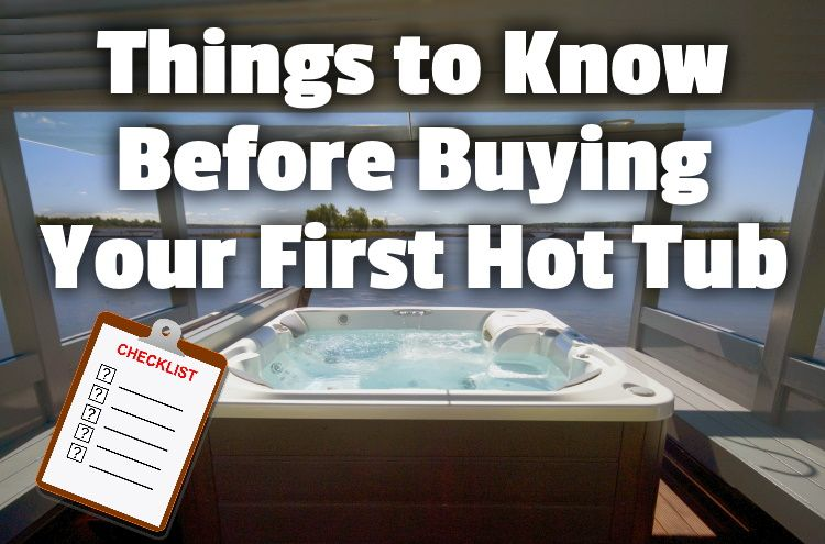 Essential things to consider before buying Inflatable Spas